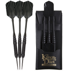 "Kings Dart® Steeldartpfeil ""Black Star"""