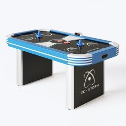"""Sportime® LED-Airhockey-Tisch """"Ice Storm 5,5 ft"""""""