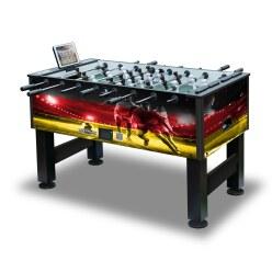 """Sportime® Bluetooth-Tischkicker """"Connect & Play"""" Deutschland-Edition"""