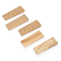 Holzkeile für Billardtische