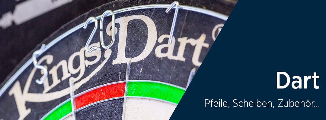 Dart: Unser Dart-Shop mit über 1.000 Dart-Artikeln